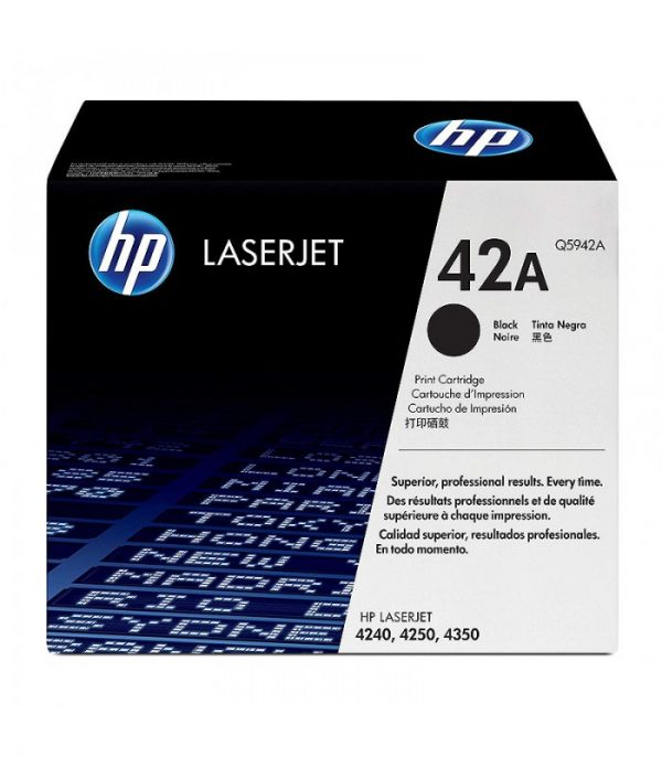 HP 42A Cartridge